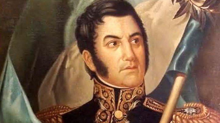 El general San Martín, que pasó de prócer a influencer, se volvió viral
