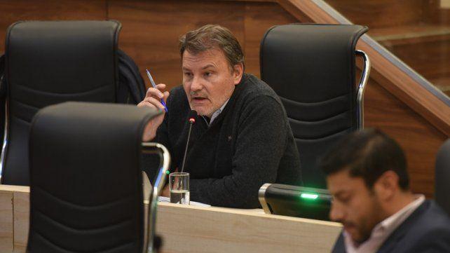 Respuesta. El concejal Agapito Blanco lamentó haber invitado irónicamente a Monteverde a una pelea de box.