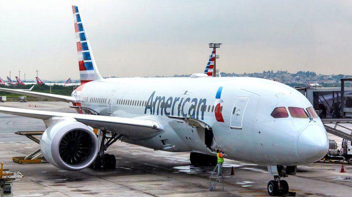 Peligro. La aerolínea apartó al avión afectado. El mecánico está detenido y fue acusado de graves cargos. 74523710
