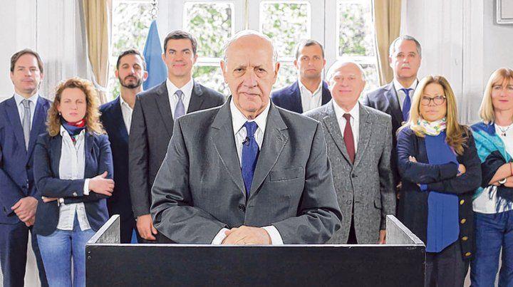consenso. Lavagna le escapará a los actos políticos: hará mesas temáticas junto a su equipo y candidatos.