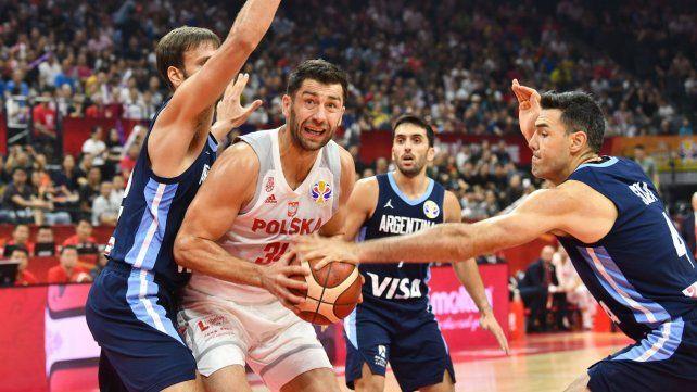 Argentina cerró invicto la fase regular del Mundial de básquet