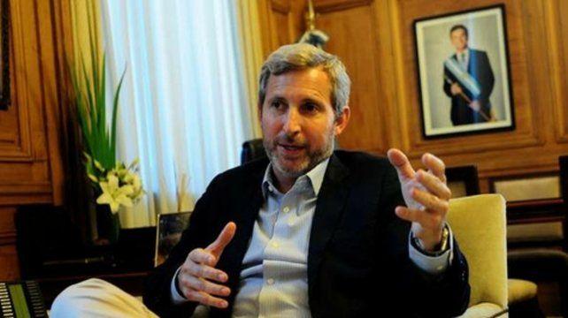 Rogelio Frigerio. El jefe de la cartera política dijo que el oficialismo escuchó el reciente mensaje de las urnas.