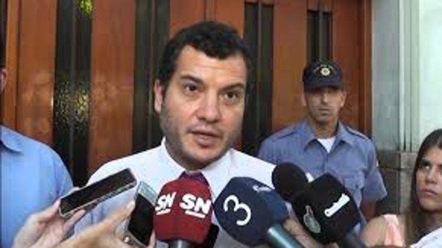 Chino Troncoso había sido acusado por el fiscal Florentino Malaponte(foto) de haber matado a su primo Edgardo Pink Floyd Falcón.
