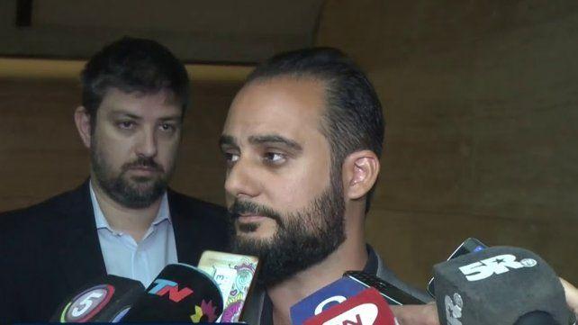 Según la imputación formulada días atrás por el fiscal Lucas Altare(foto)