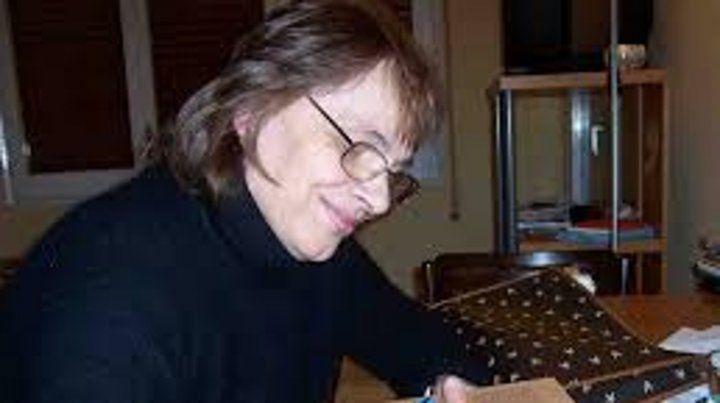 La escritora uruguaya Cristina Peri Rossi.