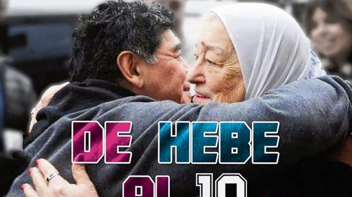 El mensaje de Hebe al Diez