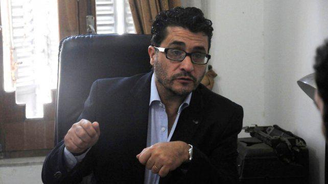 El fiscal federal Walter Rodríguez denunció corrupción en las fuerzas federales que operan en Santa Fe.