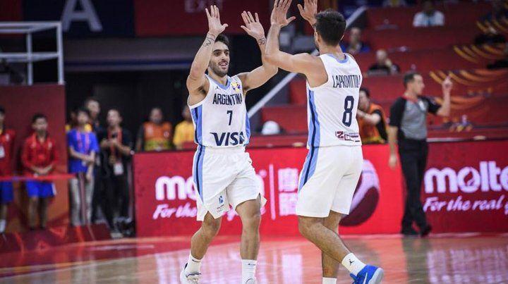 Argentina le ganó a Serbia y está en semifinales del Mundial