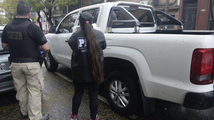 Allanan el Sindicato de Peones de Taxis y hallan nuevas pruebas contra Horacio Boix
