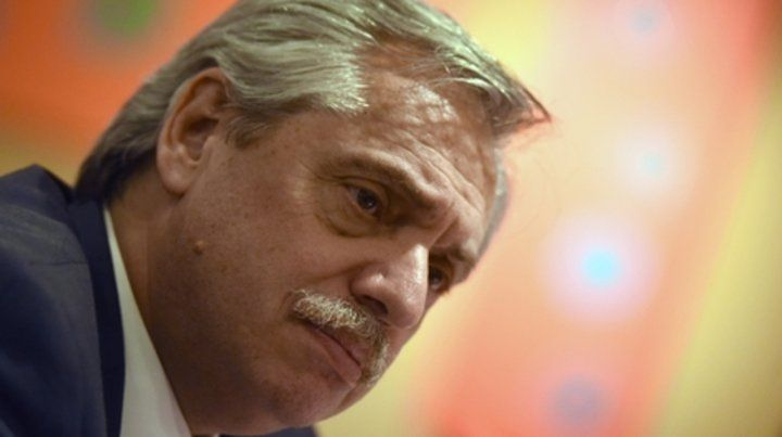 pedido. Fernández exhortó nuevamente a cerrar la grieta en la sociedad.