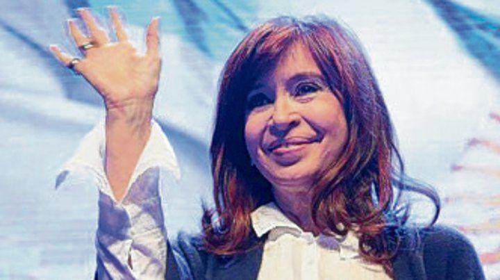 Reprograman actividad de Cristina por un nuevo viaje a La Habana