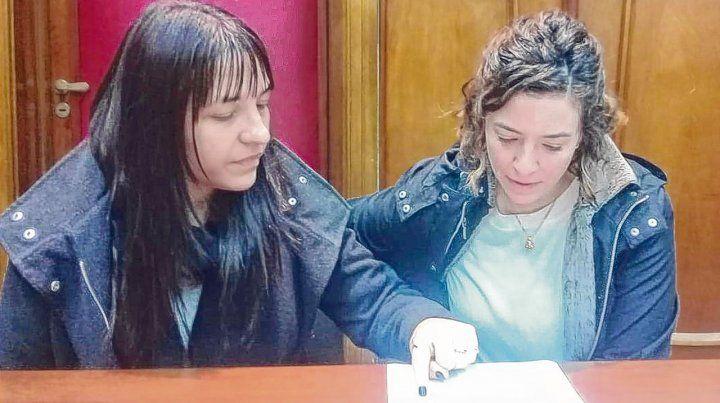 Las fiscales. Alejandra Del Río Ayala tuvo a su cargo la investigación