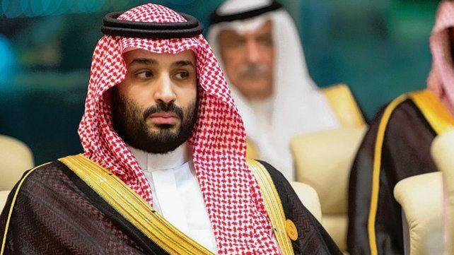 En la mira. Mohammed bin Salman