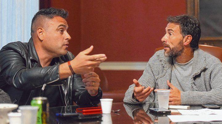 Referentes, la selección y Diego