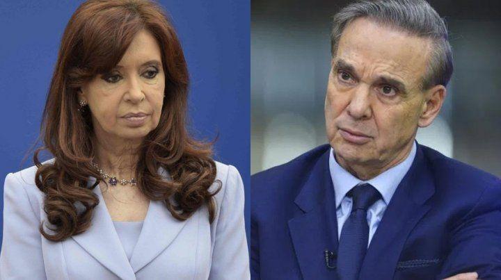 Pichetto quiere protagonizar un debate público con Cristina Kirchner