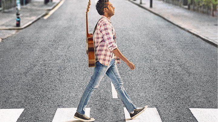 en la gloria. El protagonista es un músico desconocido que se apropia de las canciones de los Beatles para hacerse famoso.