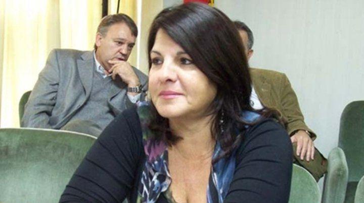 magistrada. La jueza Hebe Marcogliese rubricó el acuerdo de partes.