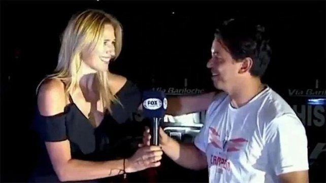 Fuertes rumores de ruptura sentimental entre Alina Moine y Marcelo Gallardo