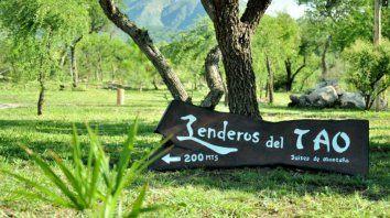 Senderos del Tao, un paraíso en Las Rabonas - Córdoba