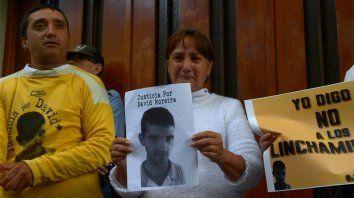 Tres años de prisión condicional por matar en un linchamiento
