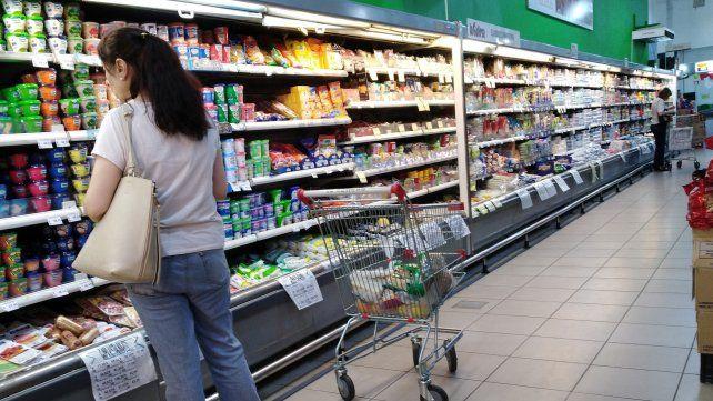 La inflación de agosto fue del 4 por ciento y acumula un 54,5 por ciento en el último año