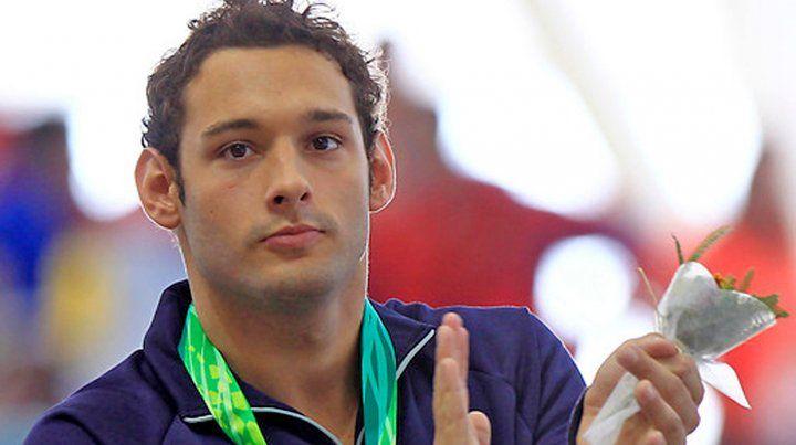El rosarino Carlomagno sumó una medalla en el Mundial de Londres