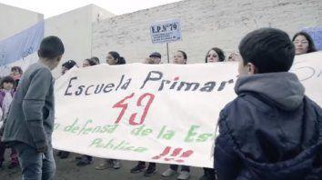 Tras la tragedia en la escuela de Moreno se realizaron masivas movilizaciones en Buenos Aires, para reclamar mejores condiciones para enseñar y aprender.