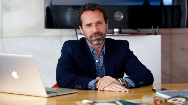 Diego Pimentel, el denunciado exdirector del Centro Cultural San Martín.