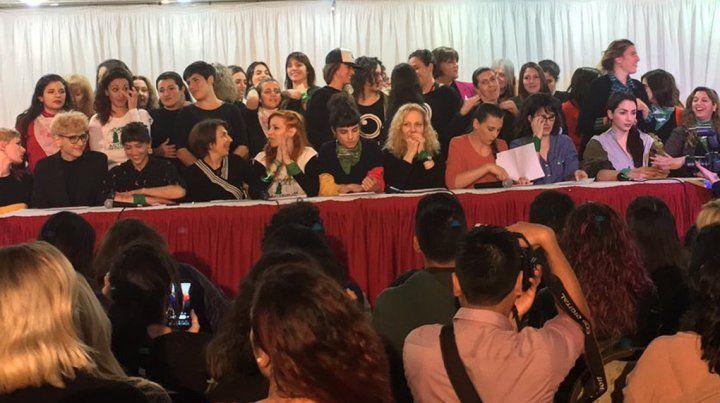 Actrices Argentinas presentó una denuncia pública contra un funcionario por acoso sexual y maltrato