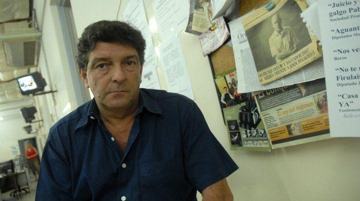 Optimista. Sergio Lupo se mostró esperanzado de cara al futuro: Podría haber una solución definitiva para el VIH