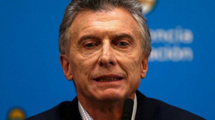 Investigan si Macri alentó la corrida