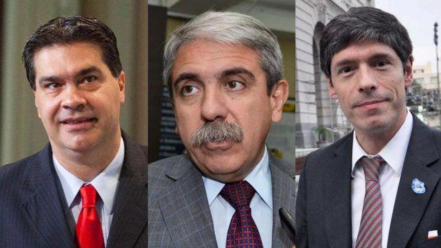 Piden enviar a juicio a tres ex jefes de Gabinete de CFK