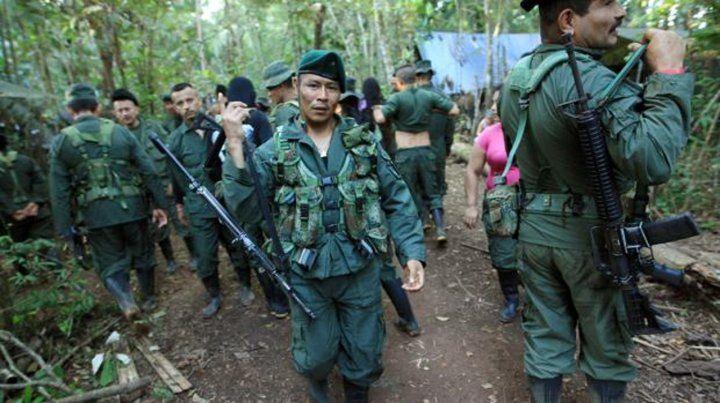 Colombia teme ataques guerrilleros desde Venezuela