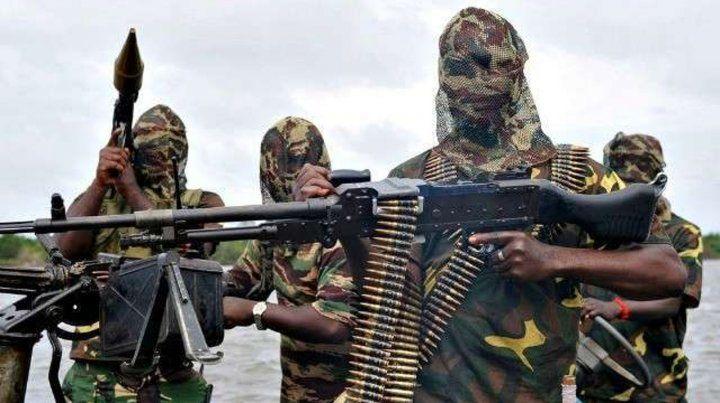 Terror. Los milicianos de Boko Haram en Nigeria. Aplican la terrible ley islámica Sharia
