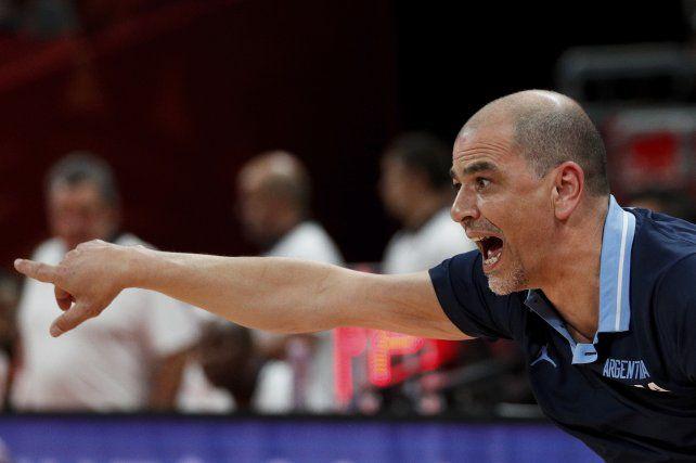 Es el mejor equipo que dirigí en mi vida, admitió Sergio Hernández