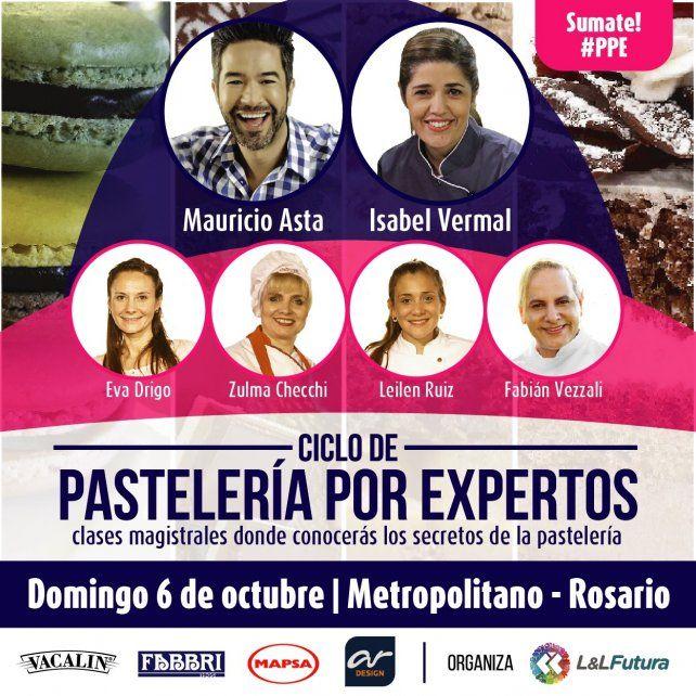 Se viene la 2da edición de Pastelería por Expertos