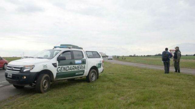 El jefe de la Delegación Santa Fe fue baleado en la autopista a Buenos Aires.