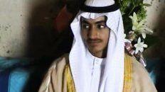 Trump anunció la muerte del hijo de Osama bin Laden