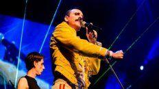 Tributo. Andy Rex y su banda recrean los clásicos de Freddie Mercury.