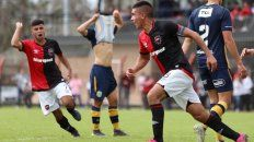 newells saco diferencias sobre central en inferiores