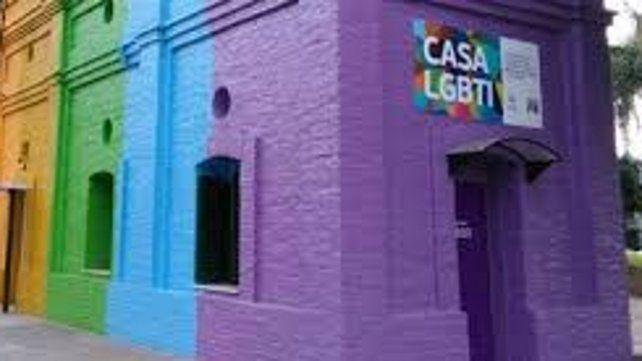 La Casa LGBTI es la primera en su tipo en la Argentina.
