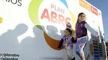 Plan Abre: vestuarios y cloacas para un club de Pérez