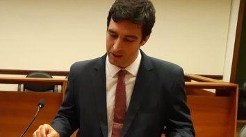 Martín Torres estuvo a cargo de la investigación del caso.