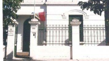 Los tribunales de Reconquista, lugar de la audiencia.