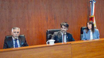 El tribunal oral está integrado por Héctor Núñez Cartelle, Mariano Alliau y María Isabel Mas Varela.