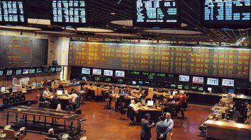 Rulos. El mercado de capitales se convirtió en el escenario de nuevos arbitrajes con tipos de cambio.