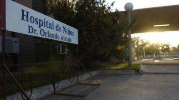 La actividad se llevó a cabo en el hospital Orlando Alassia.