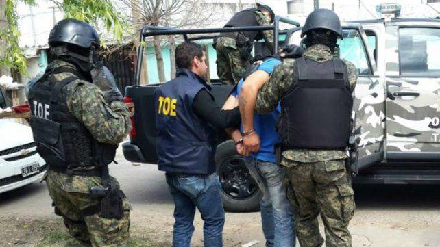 El operativo fue realizado por efectivos de la Policía de Investigaciones (PDI)