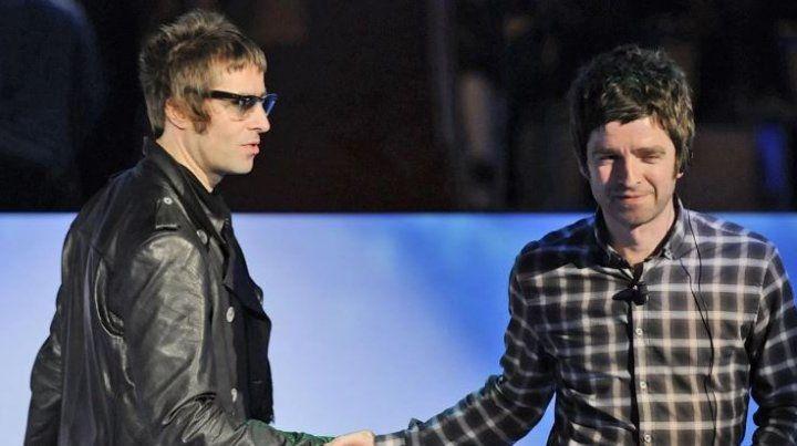 Liam Gallagher volvió a hablar de la tumultuosa relación cion su hermano Noel