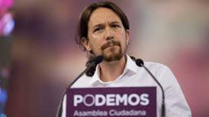 Líder de Podemos
